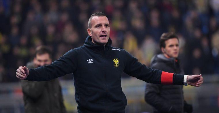 OFFICIEEL: Hayen blijft (voorlopig) aan boord als coach van STVV