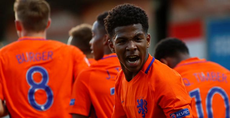 Transfernieuws uit Eindhoven: nieuw contract én promotie naar Jong PSV