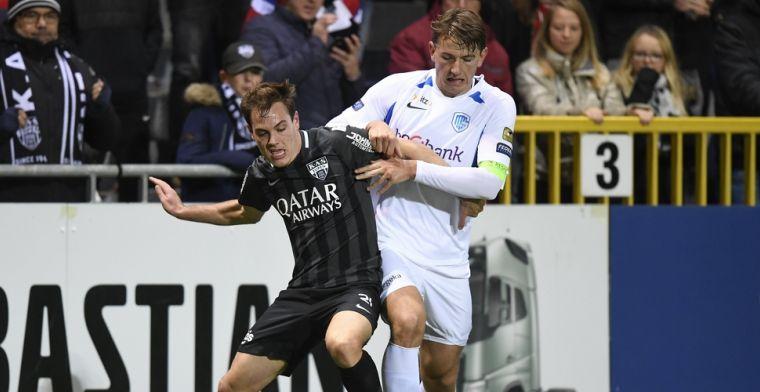 UPDATE: 'Napoli krijgt concurrentie voor handtekening van Berge'