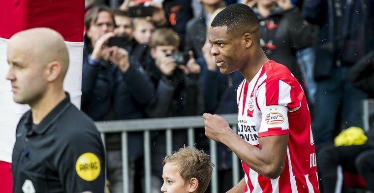 'We zijn bij PSV een team, we doen het samen en we staan achter Mark van Bommel'
