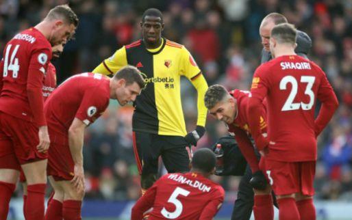 Afbeelding: Liverpool worstelt tegen Kabasele, Origi met de assist