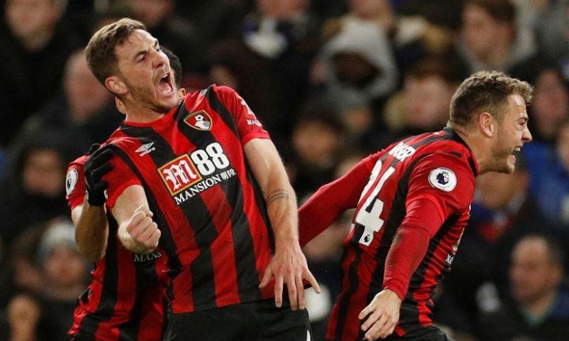 Afbeelding: Leicester ziet Liverpool uitlopen, Bournemouth doet worstelend Chelsea pijn