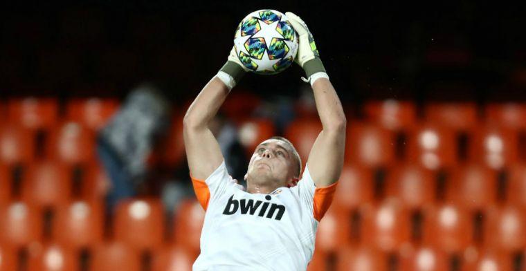 Cillessen ontbreekt ook tegen Real Madrid: keeper niet meer zeker van zijn plaats