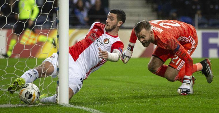 Kieft bekritiseert Feyenoord-spelers: 'Daar word je echt niet blij van hoor'