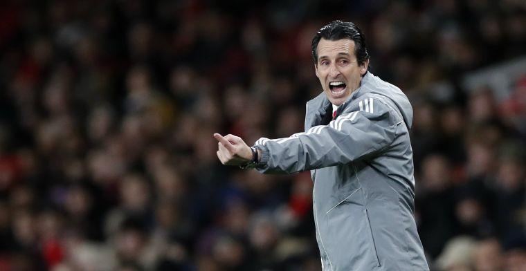 'Ontslagen Emery heeft geen haast en wijst in totaal drie clubs af'