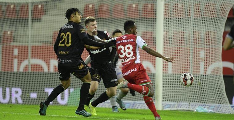 Zulte Waregem doet goede zaak in strijd om Play-Off 1 met winst tegen STVV
