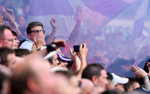 Het loopt al mis in Luik: 'Hooligans van Anderlecht vallen Standard-fans aan'
