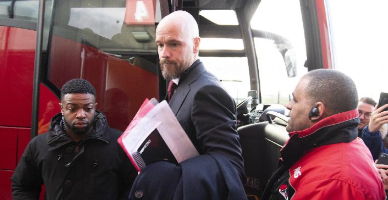 Veel zorgen voor Ten Hag bij Ajax: Het jaar duurt net te lang