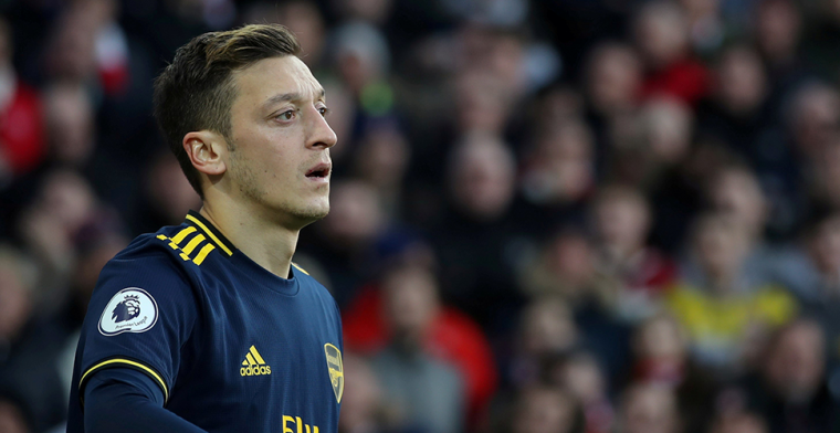 Opvallend: Chinese staatsomroep neemt maatregelen na Instagram-post Özil