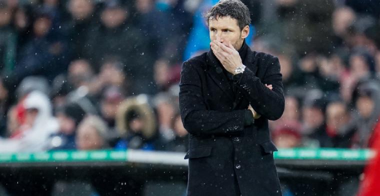 Van Bommel: 'Wij hebben een van onze beste wedstrijden van dit seizoen gespeeld'