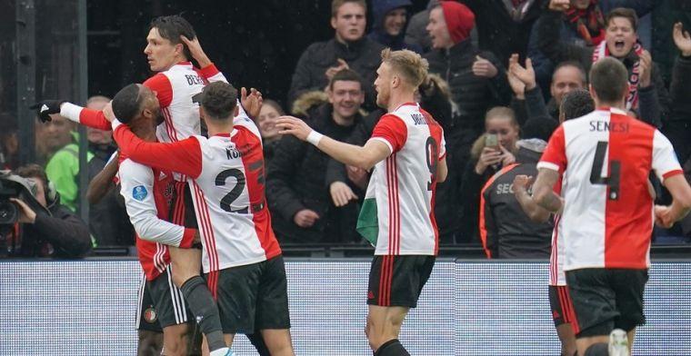 Spelersrapport: Berghuis neemt Feyenoord bij de hand, ontzettend matig PSV