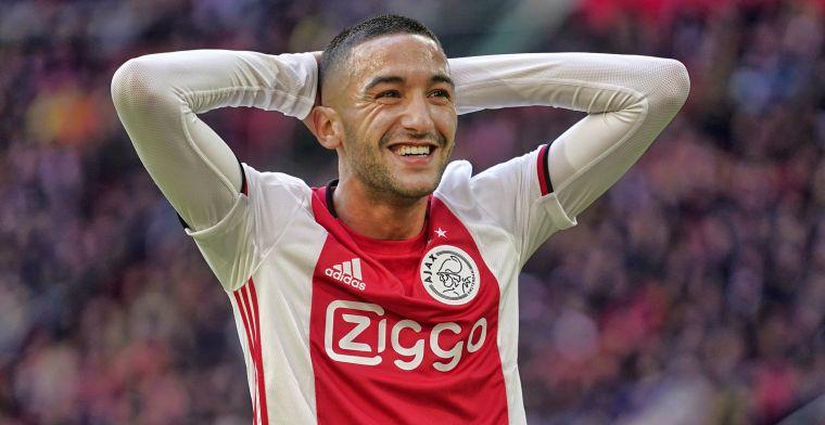 Janssen prijst 'Ajax-leider': 'Fantastisch, dat zou ook mijn aanvoerder zijn'