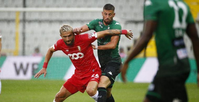 Gavory: We zijn het resultaat tegen Anderlecht nog niet vergeten