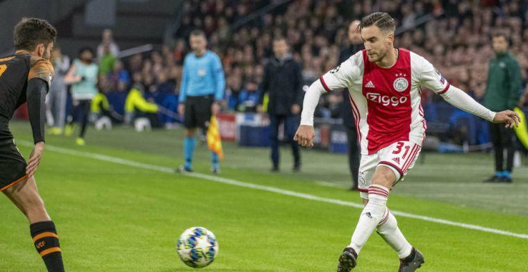 Janssen: 'Als ik Ajax was zou ik hemverkopen, het is tenslotte een linksback'