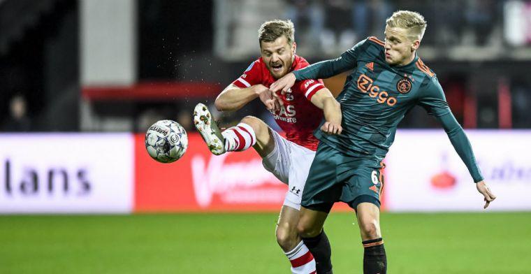 'Barça mengt zich in strijd om Van de Beek: club legt spoedig bod neer bij Ajax'