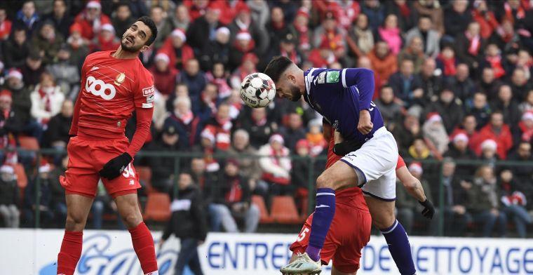 Cobbaut (Anderlecht) blikt vooruit op Club Brugge: Klassement liegt niet