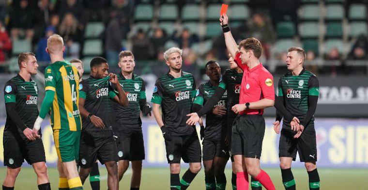 Wiedemeijer kijkt naar handsbal van Viergever: 'Ik had hier geen penalty gegeven'