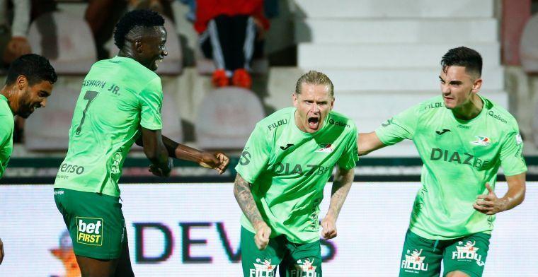 OPSTELLING: Zwaar gewijzigd KVO ontvangt ploeg in vorm KAA Gent