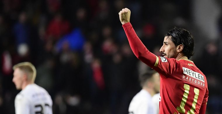 Antwerp wint dankzij Refaelov: Was niet voorbereid op zijn genialiteit