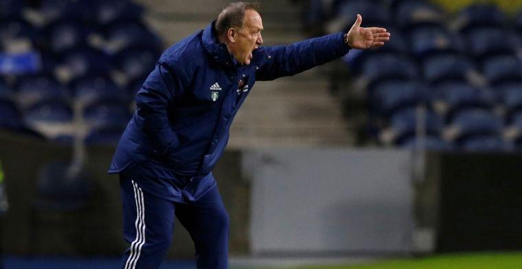 Advocaat: 'PSV heeft hier altijd problemen, ik heb hier ook nog nooit gewonnen'