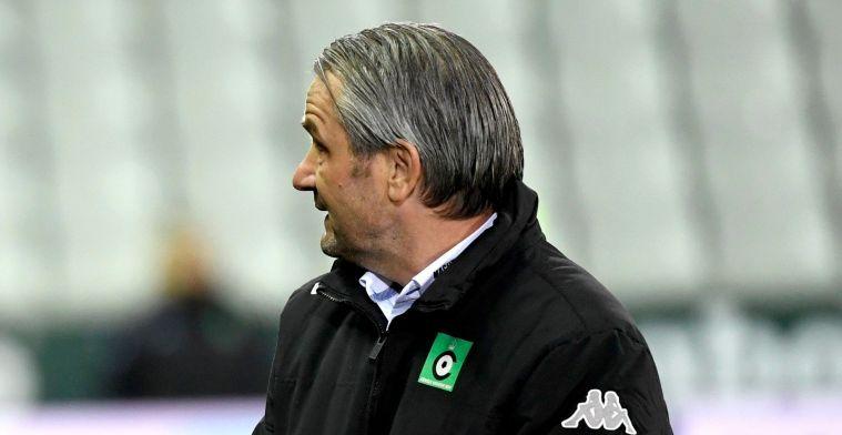 'Ook Storck grijpt in en stuurt twee spelers naar B-kern Cercle Brugge'