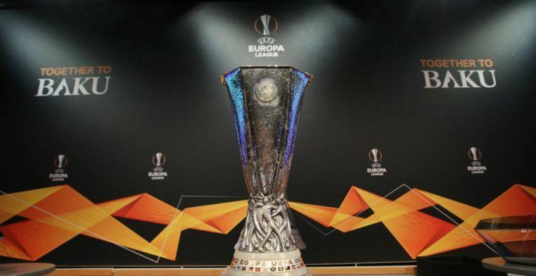Loting Europa League: De mogelijke tegenstanders van KAA Gent en Club Brugge