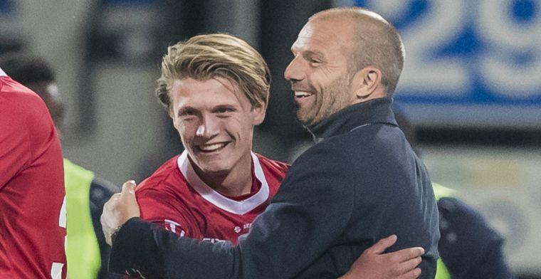 ADO bevestigt: Steijn senior niet, Steijn junior wél terug in Den Haag