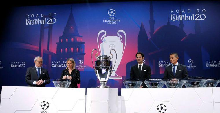 Absolute Champions League-krakers: wisselende lotingen voor Ajax-opponenten