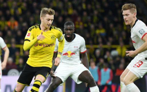Afbeelding: Doelpuntenfestijn bij Dortmund-Leipzig: topper in Bundesliga eindigt onbeslist