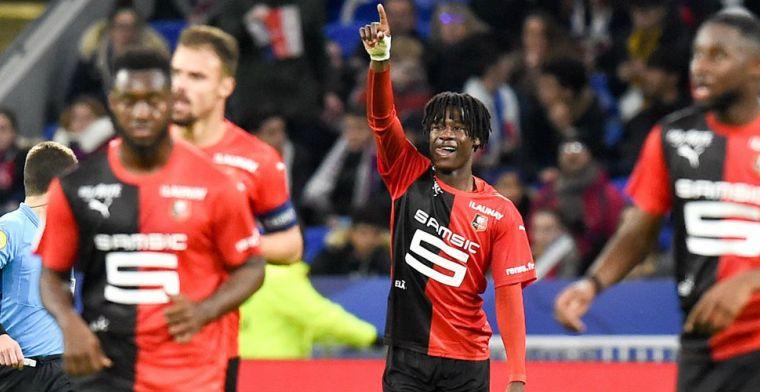 L'Équipe: Real Madrid denkt aan Stade Rennes-groeibriljant (17) van 100 miljoen