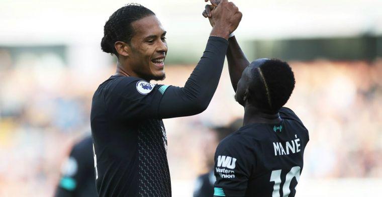 Van Dijk troeft vijf Premier League-sterspelers af, ook Miedema wint prijs