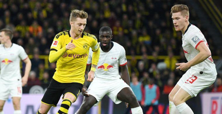 Doelpuntenfestijn bij Dortmund-Leipzig: topper in Bundesliga eindigt onbeslist