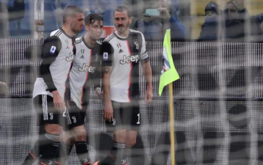 Afbeelding: Juventus weer koploper dankzij geweldige goals van Dybala en Ronaldo