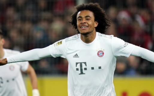 Afbeelding: Zirkzee maakt zich onsterfelijk bij Bundesliga-debuut voor Bayern München