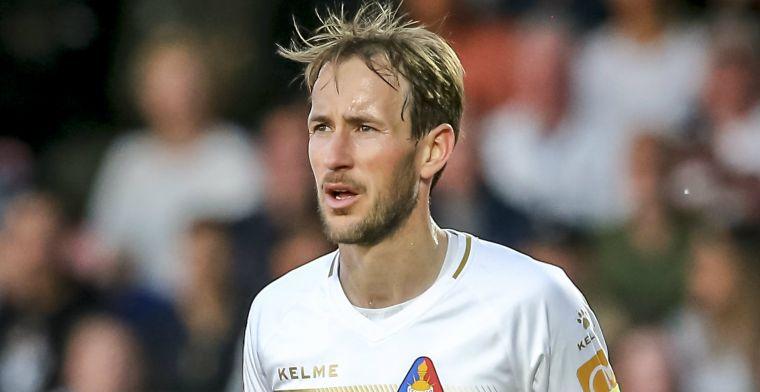'Ten Hag stond druk te gebaren, die zag ook dat Ajax het moeilijk had'