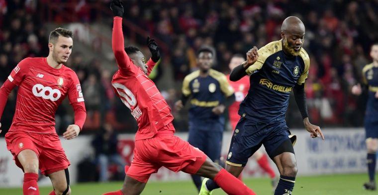 Knappe comeback tegen Standard zorgt voor halve finale van Antwerp in Croky Cup