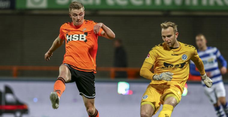'We doen er alles aan om naar de Eredivisie te gaan, als het goed is ga ik mee'