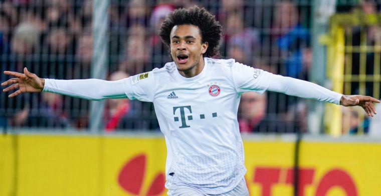 Zirkzee slaat weer toe: Nederlander schiet Bayern München langs Wolfsburg