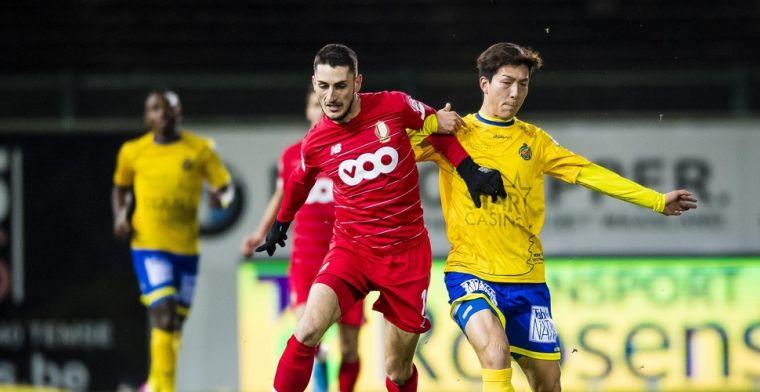 Waasland-Beveren slaat Standard knock-out en pakt broodnodige winst
