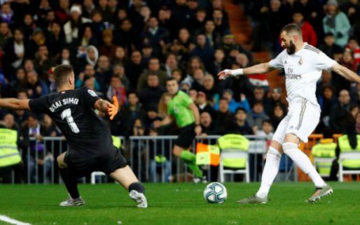 Afbeelding: Real speelt gelijk tegen Athletic Bilbao en morst dure punten in strijd om titel
