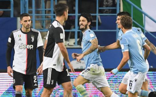 Afbeelding: De Ligt negentig minuten op de bank tijdens verloren finale van Juventus