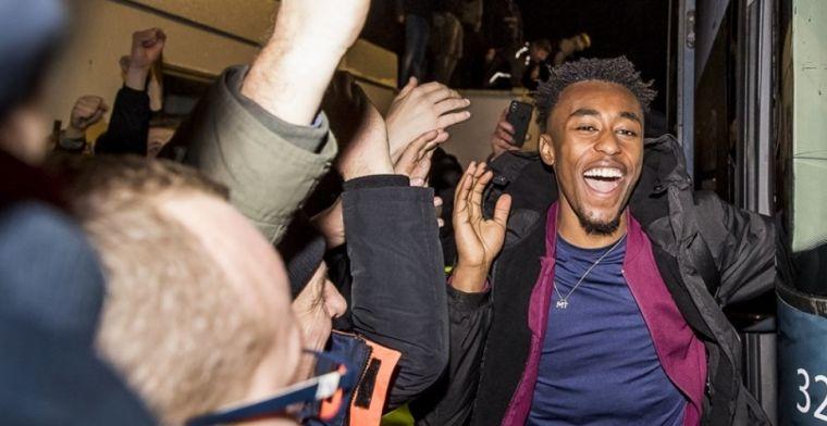 Willem II-sensatie Ndayishimiye mag al dromen van de Premier League