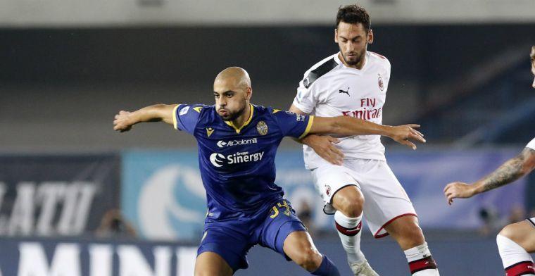 Amrabat reageert op geruchten 'Normaal gesproken ga ik een transfer maken'