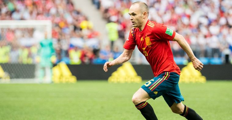Verón hoopt op Mascherano en bevestigt contact met Iniesta: 'Zal niemand vergeten'