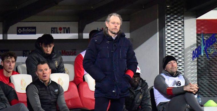 Preud'homme voor kersttopper tegen AA Gent: Ik verwacht een moeilijke match