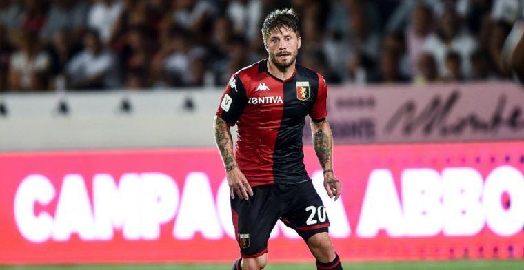 'Schöne mag na vier maanden alweer vertrekken bij Genoa'