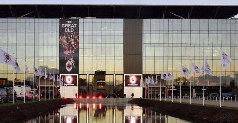UPDATE: 'Nieuwe aanwinst van Antwerp geland in België'