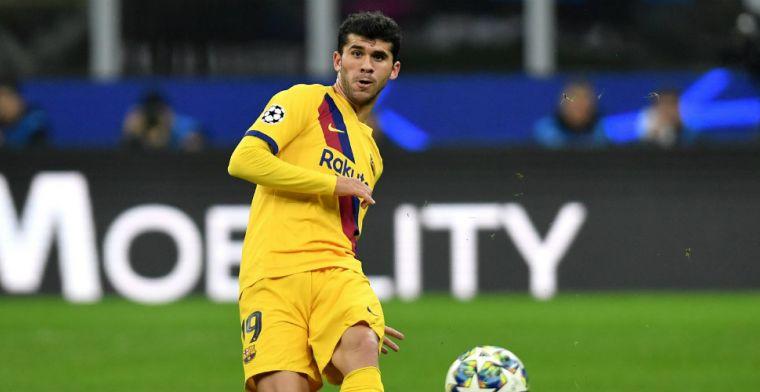 OFFICIEEL: Barcelona en Betis doen zaken, middenvelder kiest voor speelminuten