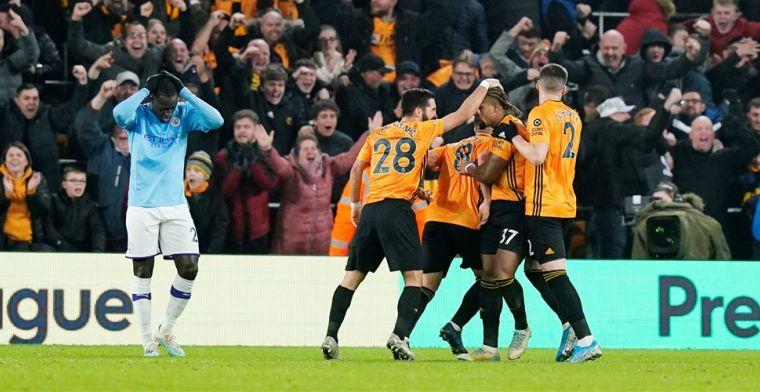 Wolves en Dendoncker verrassen Man City, De Bruyne geeft dubbele voorsprong weg