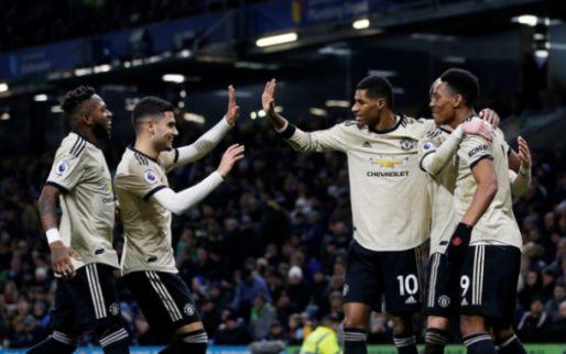 Afbeelding: Martial en Rashford leiden Manchester United naar zege en vijfde plaats